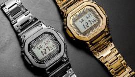 Casio G-Shock GMW B5000 Full Metal – cu oţel vei ajunge mai departe