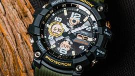 Casio G-Shock Mudmaster GWG 100 – calea de mijloc aurie cu prețul la nivelul bazei