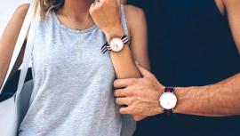 Ce aspect ar trebui să aibă un ceas de vară? Exact așa.