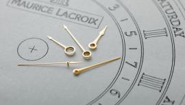 Ceasurile sub lupă: secretul acelor ceasurilor şi formelor lor
