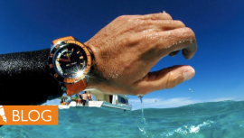 Ceasurile sub lupă: Impermeabile şi rezistente la apă