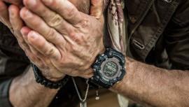 Casio G-Shock Rangeman GPR-B1000 – navigator GPS, care rezistă cu încărcare solară