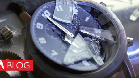 Ceasuri sub lupă: Sticle de ceas, materiale și proprietăți