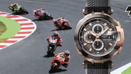 Tissot T-Race MotoGP 2018 – cu îmbunătățiri gândite și un ambasador nou
