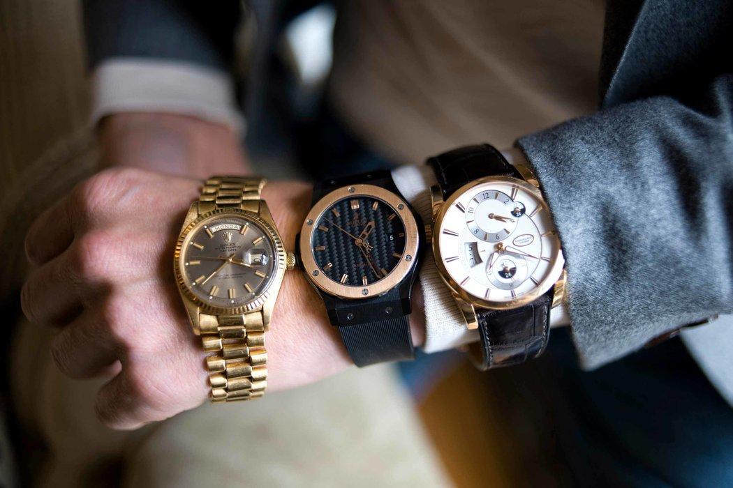 Ceasuri de lux care pot aduce foarte mulți bani