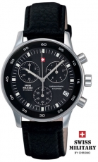 SWISS MILITARY CHRONO 17700ST-1L