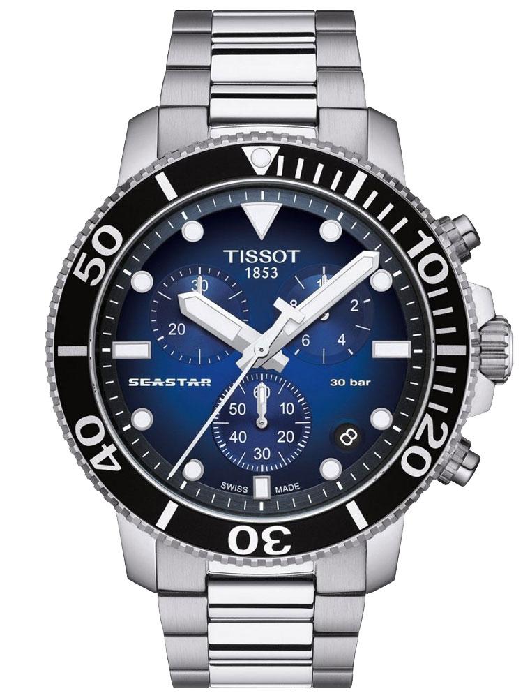 TISSOT SEASTAR 1000 CHRONOGRAPH SPECIAL EDITION T120.417.11.041.01