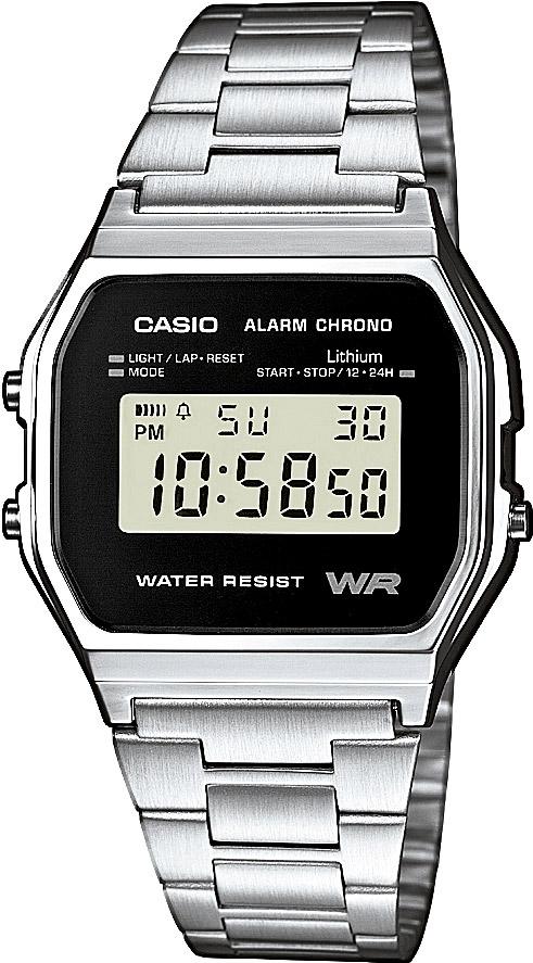 CASIO RETRO A 158WEA-1