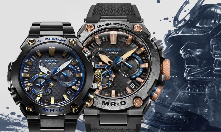 Casio G-Shock MRG-B2000 Titanium Connected